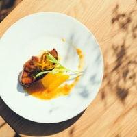モダンプロヴァンス料理 ゲストに大好評の逸品 フォアグラのソテー 柑橘を添えて