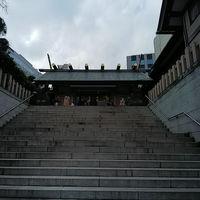 芝大神宮の本殿昇殿