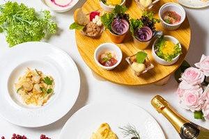 2020年新作『メイン料理は当日ゲストが選ぶ』創作コース料理