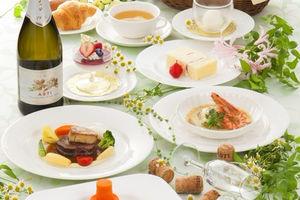 グランプリコース(世界料理オリンピック金メダルコース)
