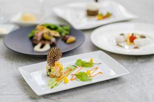 【オープンキッチン】道産食材を中心としたシェフの特製メニュー