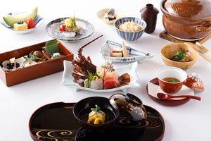 茶寮一松のコース料理