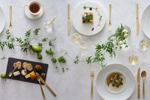 半世紀の伝統を受け継ぐ パレスホテルのフランス料理