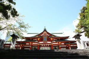 皇城の鎮(しずめ)日本の中心をお護りする日枝神社