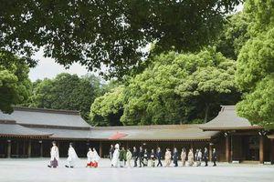 美しい日本の結婚式が叶う「明治神宮」