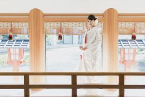 「奥の院御神殿」 八重垣神社公認神殿式場