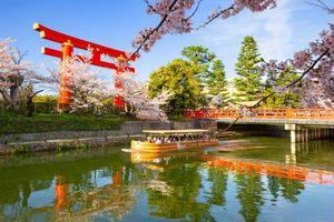 明治28年創建「京の心」を受け継ぐ平安神宮