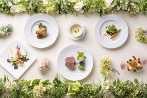 熊本の四季の食材を使ったセレクトメニュー『ASOフレンチ』