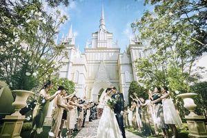 首都圏屈指の大聖堂が迎える緑と光に祝福された別世界