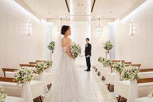 小さな結婚式お台場店