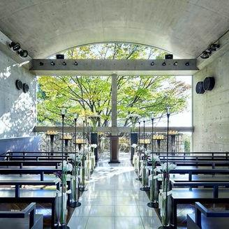 【世界的建築家・安藤忠雄氏が設計した洗練のデザイナーズ空間