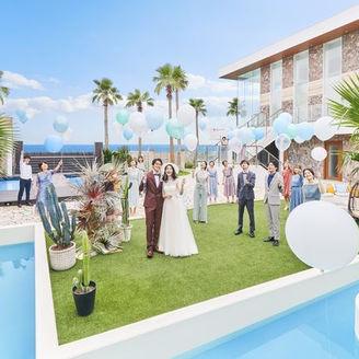 海辺のプライベートヴィラ(別荘)を貸し切って、ゲストと一緒に過ごす贅沢な時間