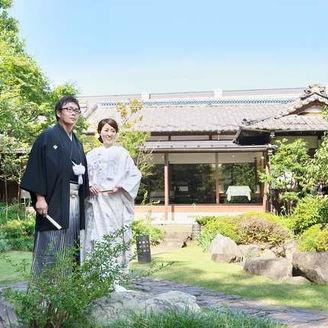 新緑の爽やかな5月婚礼