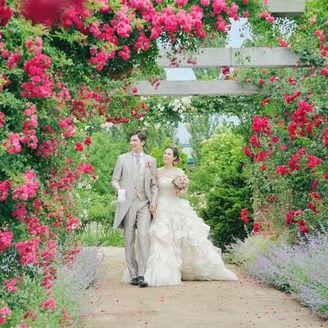 ようこそ薔薇と緑のお城レアントへ