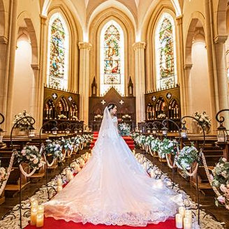 ステンドグラスの大聖堂