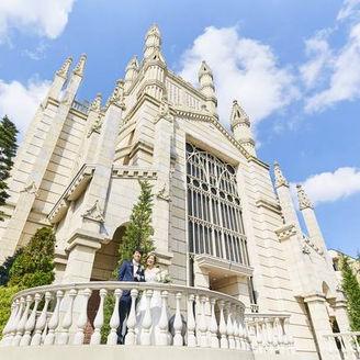 広さ高さ県下最大級の大聖堂