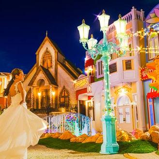 夢のような会場で叶えるふたりの結婚式!