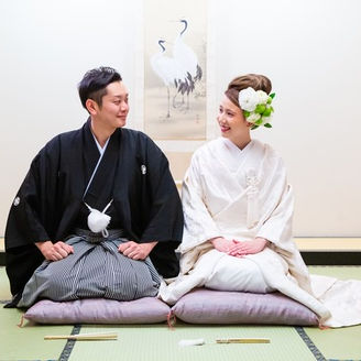 当ホテルには神殿もあり、和装での挙式にも人気です。