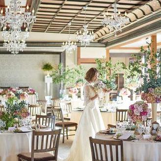 伝統に「おもてなし」と「寛ぎ」をテーマにリノベート、一軒家貸切りの邸宅で叶える美しい日本のWEDDING。襖から差し込む陽光は花嫁とゲストを優しく照らす【収容90名様】