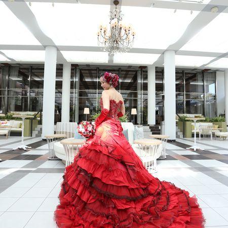 ドレス カラードレス ロケーション フォトウェディング