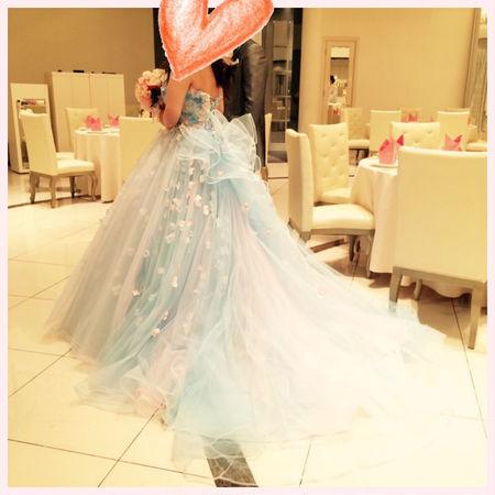 ドレスカラードレス