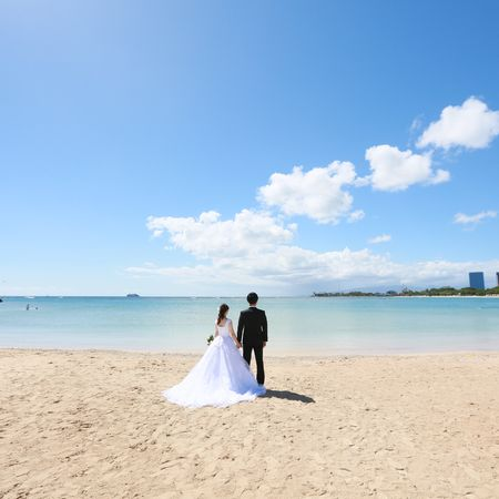 ハワイ ビーチ
