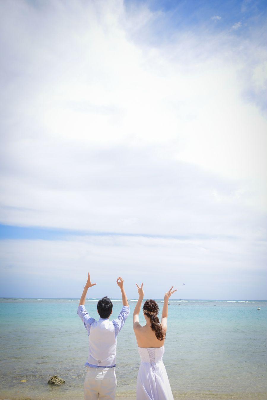 ビーチフォト ハワイ