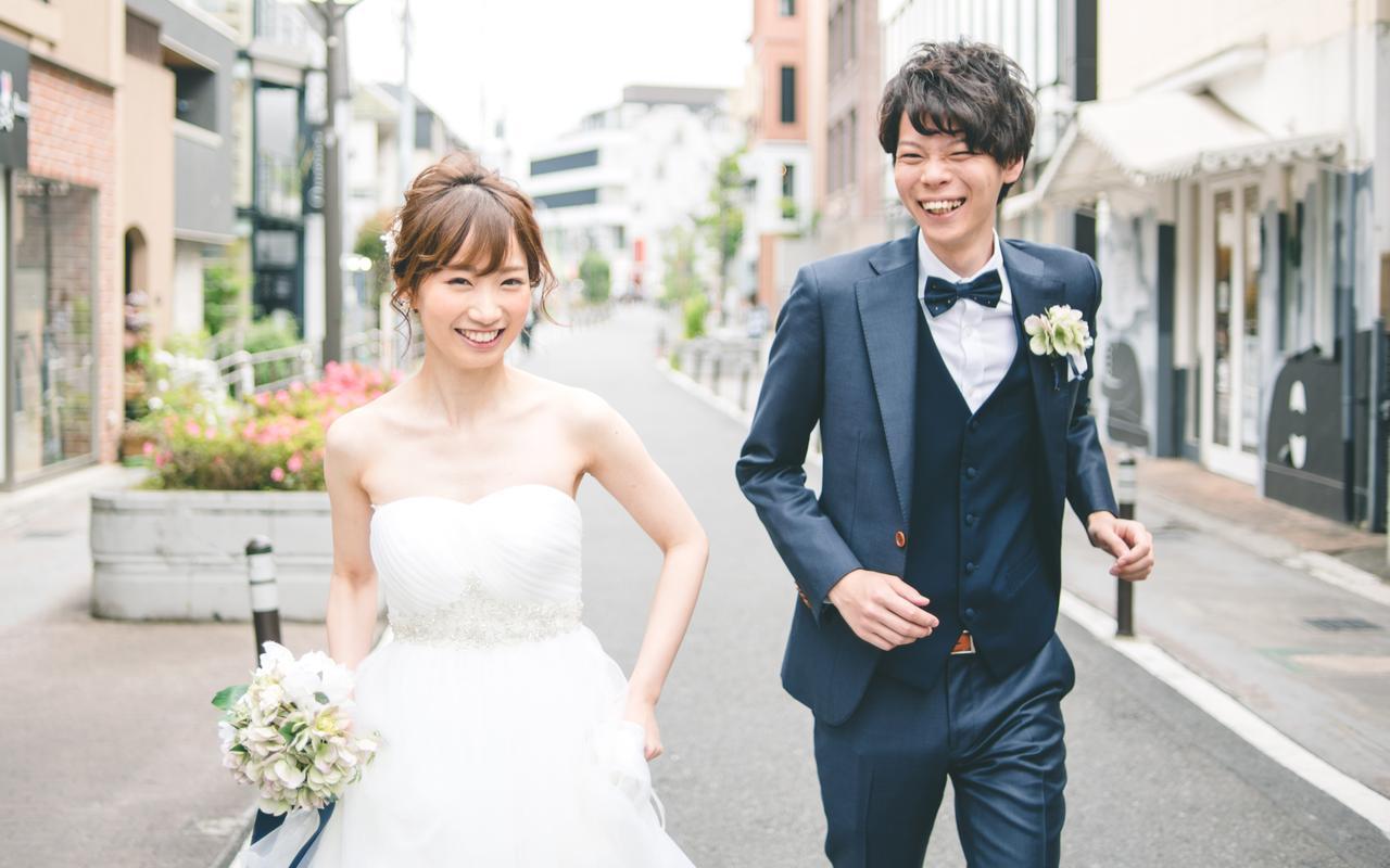 ウェディングフォト ONESTYLE表参道店