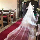 挙式は横浜山手聖公会です