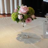 うすピンクのお花がとてもかわいい!