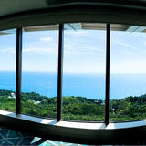 12階からの景色が絶景!