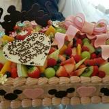 ケーキです。