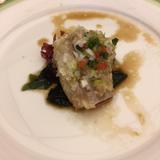 個人的にはお魚料理が1番美味しかったです