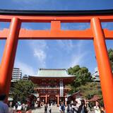 歴史ある神殿