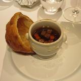 トリュフのスープ