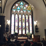 素敵な大聖堂でとても綺麗でした!