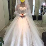 シンデレラのドレスです。
