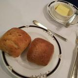 温かいパンが好評でした