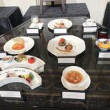 ブライダルフェア*婚礼料理展示