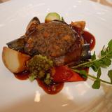 牛フィレ肉のメインディッシュ
