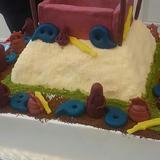 古墳ケーキ