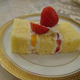 ウェディングケーキ。甘さ控えめ