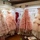 可愛いドレスがたくさん