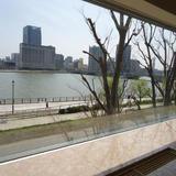 ホテルからの風景~信濃川