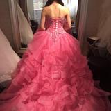 最終的に決定したカラードレスです