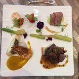 海老とお肉がとにかく美味しかったです。