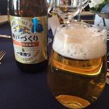 ビールは神戸づくり!他県の方に大好評