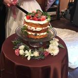 とても可愛いケーキ