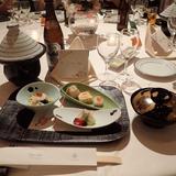 三種の食事を各ゲストに選んでもらえます!