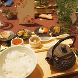 お料理(ご飯セット)
